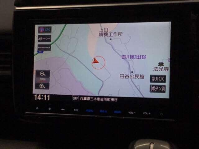 「ホンダ」「ステップワゴンスパーダ」「ミニバン・ワンボックス」「兵庫県」の中古車3