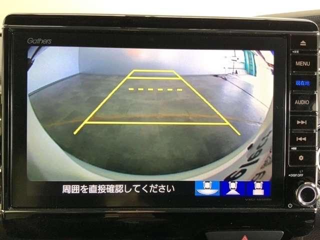 G・Lターボホンダセンシング メモリーナビ ETC リヤカメ(4枚目)