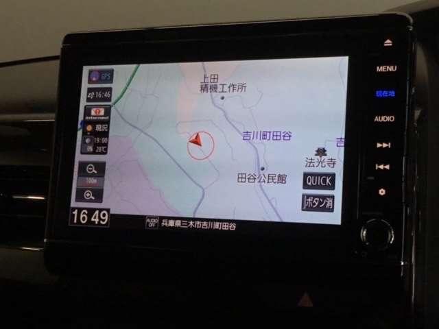 G・Lターボホンダセンシング 1オーナー8インチMナビ前ドラレコRカメラ(3枚目)