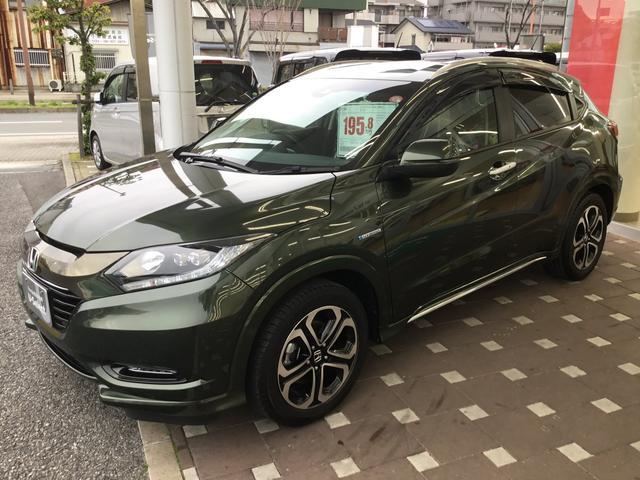 「ホンダ」「ヴェゼル」「SUV・クロカン」「兵庫県」の中古車21