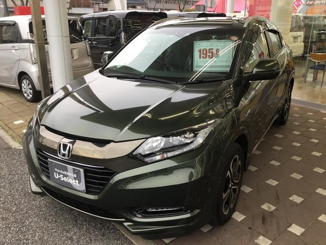 「ホンダ」「ヴェゼル」「SUV・クロカン」「兵庫県」の中古車22