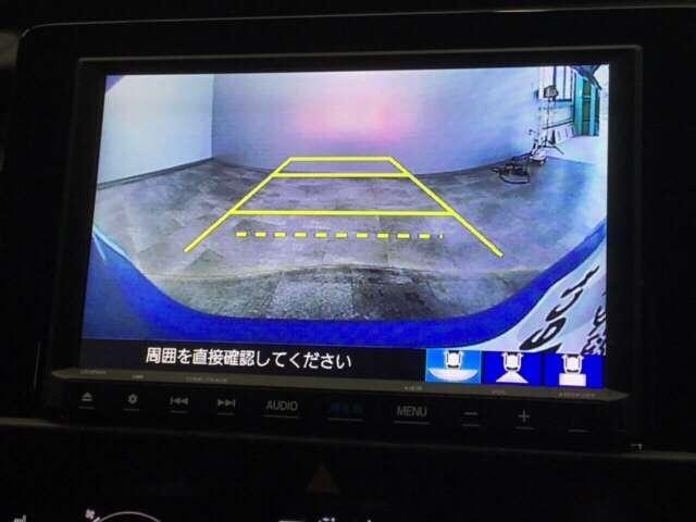 リュクス 当社デモカー 8インチMナビ ドラレコ(4枚目)