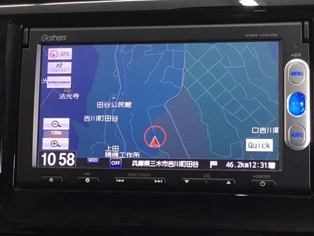 G・Aパッケージ 衝突軽減 Mナビ1セグ Rカメラ クルコン(3枚目)