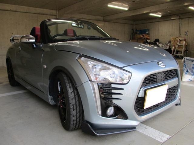ローブ S 車高調 マフラー アルミ カスタム(3枚目)