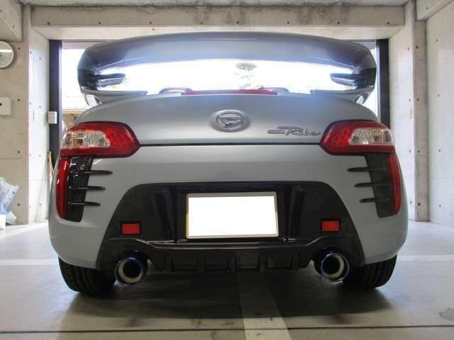 ローブ S 車高調 マフラー アルミ カスタム(6枚目)