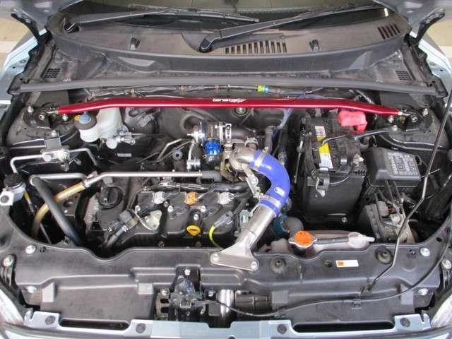ローブ S 車高調 マフラー アルミ カスタム(18枚目)