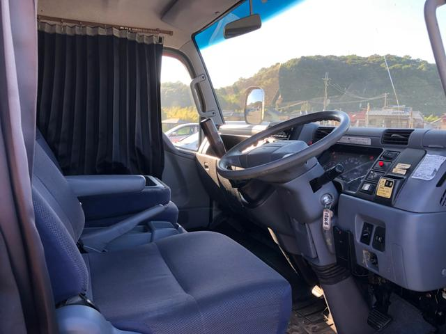 積載車 180PS フラトップ 2019全塗装済 新品メッキ(11枚目)