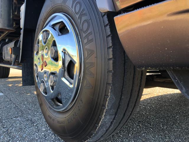積載車 180PS フラトップ 2019全塗装済 新品メッキ(15枚目)