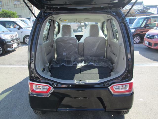 スズキ ワゴンR FA ボディコーティング付 届出済未使用車