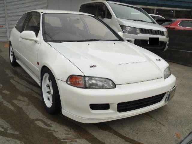 「ホンダ」「シビック」「コンパクトカー」「兵庫県」の中古車3