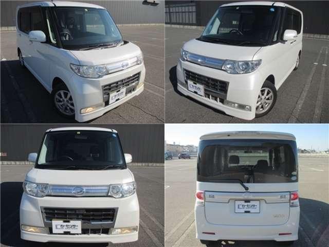 カスタムX ワンオーナー車・純正エアロ・スマートキー(2枚目)