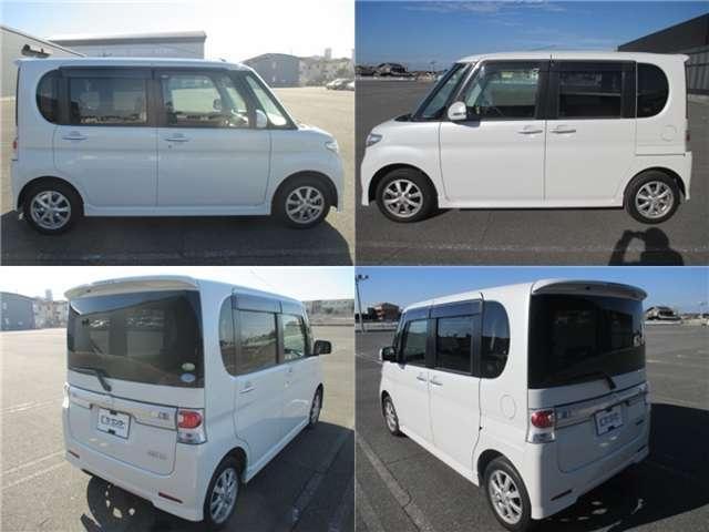 カスタムX ワンオーナー車・純正エアロ・スマートキー(10枚目)