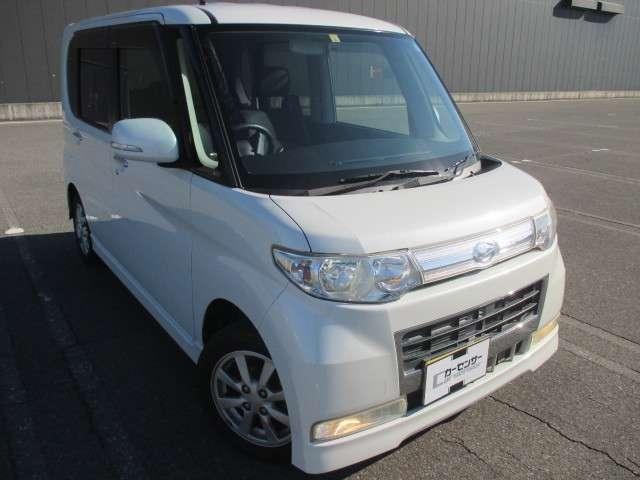 カスタムX ワンオーナー車・純正エアロ・スマートキー(13枚目)