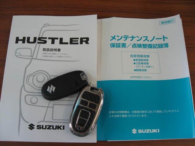 スズキ ハスラー 660 X