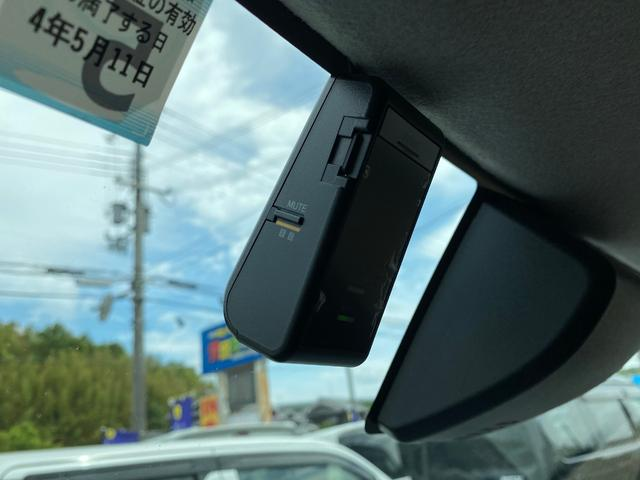 安心安全のドライブレコーダー装備されております!!