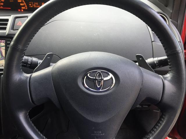 トヨタ ヴィッツ RS 純正ナビ スマートキー