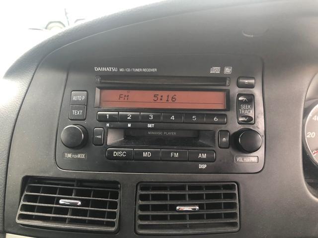ダイハツ ムーヴ カスタム RS 社外アルミ ターボ オーディオ