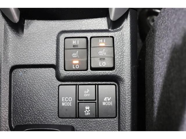 シートヒーターは、エアコンで車内を温めるよりも早くシートが温まるので、寒い季節も快適になります。