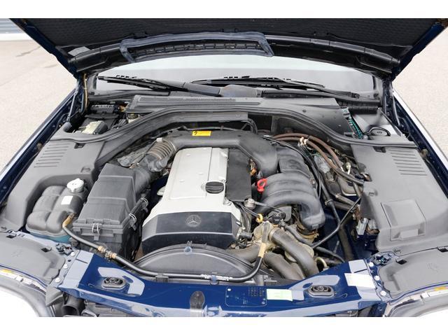 メルセデス・ベンツ M・ベンツ S280ディーラー車 ワンオーナー 禁煙車 黒革 記録簿有り