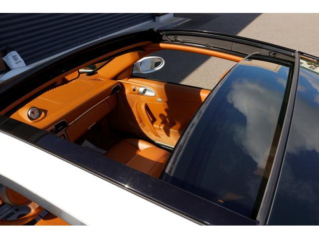 911タルガ4S スポーツクロノPKG ディーラー車 左HD(12枚目)