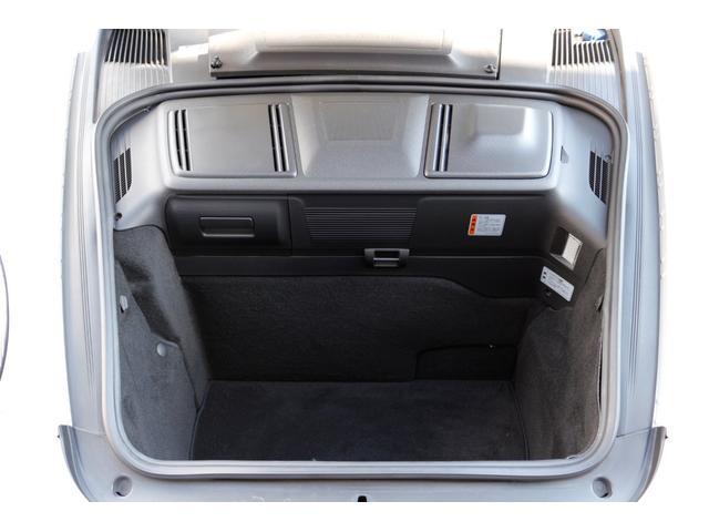 911タルガ4S スポーツクロノPKG ディーラー車 左HD(13枚目)