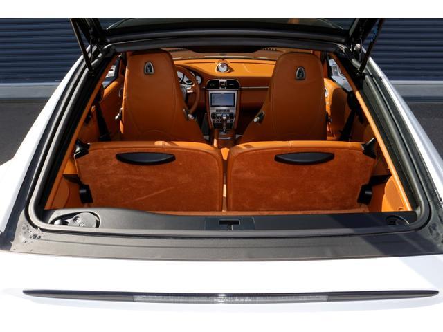 911タルガ4S スポーツクロノPKG ディーラー車 左HD(14枚目)