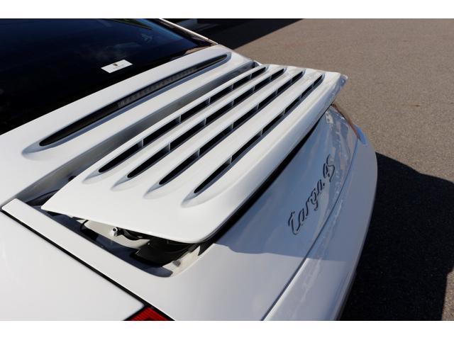 911タルガ4S スポーツクロノPKG ディーラー車 左HD(15枚目)