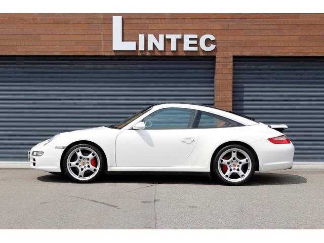 911タルガ4S スポーツクロノPKG ディーラー車 左HD(18枚目)