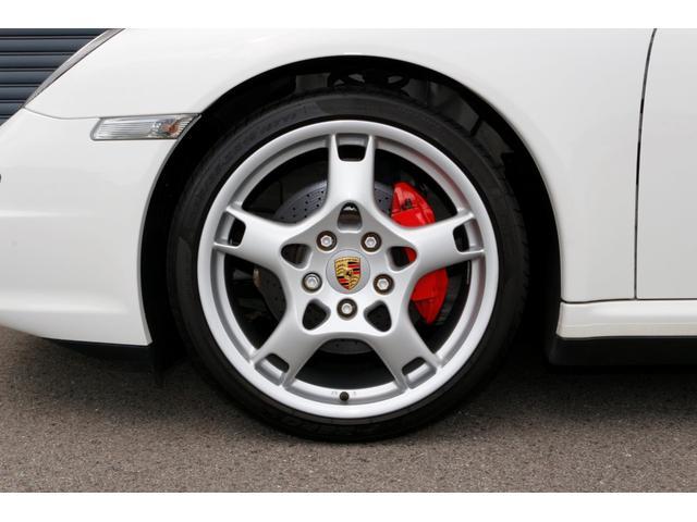 911タルガ4S スポーツクロノPKG ディーラー車 左HD(20枚目)
