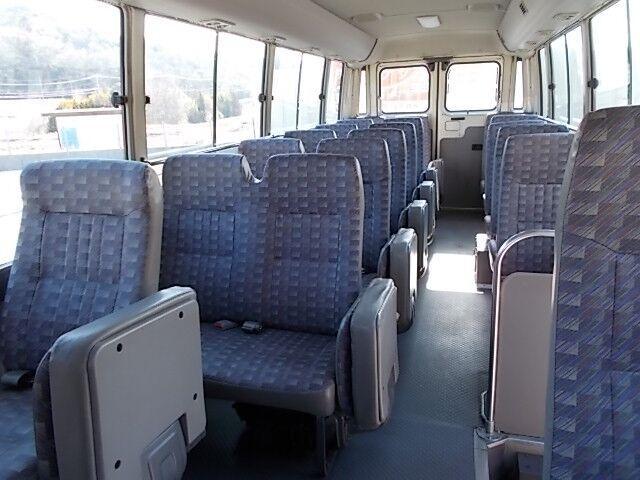 日産 シビリアンバス マイクロバス SVロング29人乗 自動扉 オートステップ