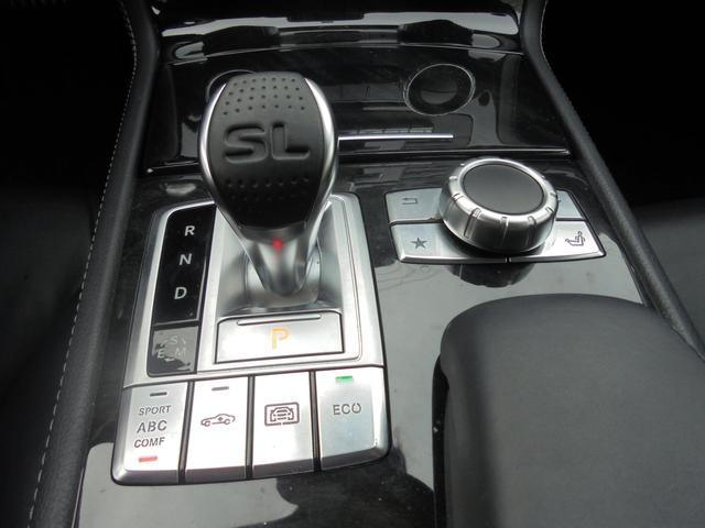 メルセデス・ベンツ M・ベンツ SL550ブルーエフィシェンシー レーダーセフティパッケージ