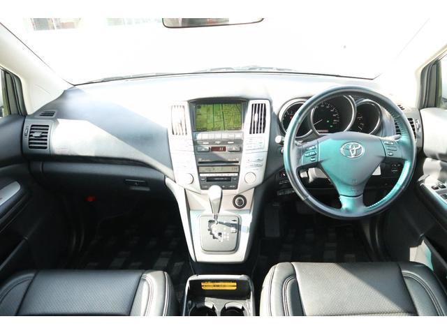 トヨタ ハリアー ザガード 限定250台 メーカーナビ メーカーナビ