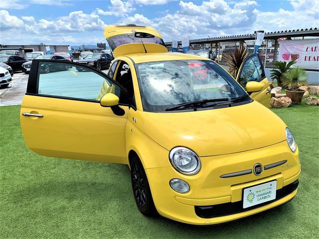 「フィアット」「500(チンクエチェント)」「コンパクトカー」「大阪府」の中古車54