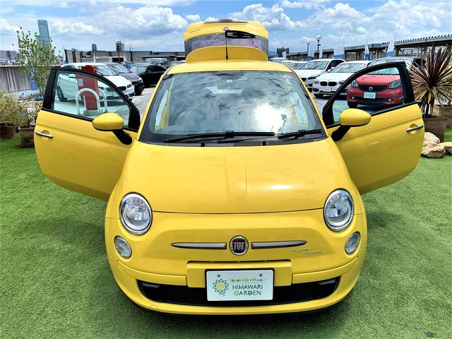 「フィアット」「500(チンクエチェント)」「コンパクトカー」「大阪府」の中古車55