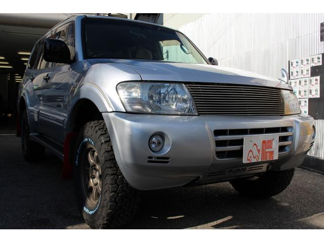 「三菱」「パジェロ」「SUV・クロカン」「兵庫県」の中古車4