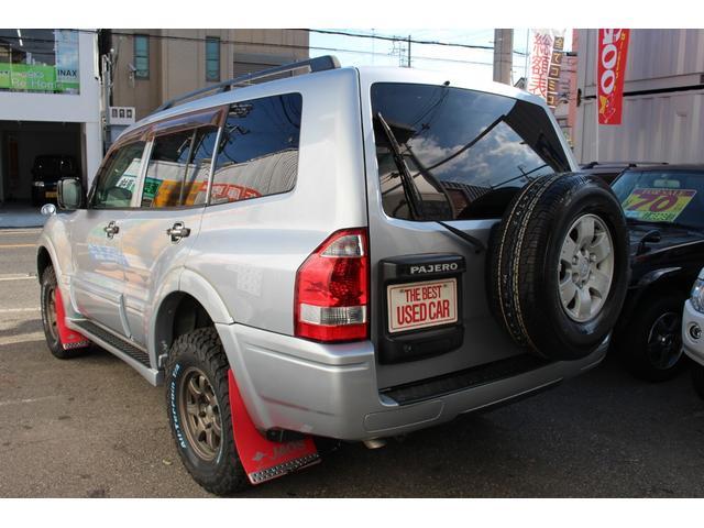 「三菱」「パジェロ」「SUV・クロカン」「兵庫県」の中古車8