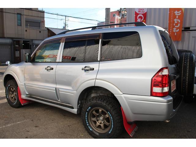 「三菱」「パジェロ」「SUV・クロカン」「兵庫県」の中古車9