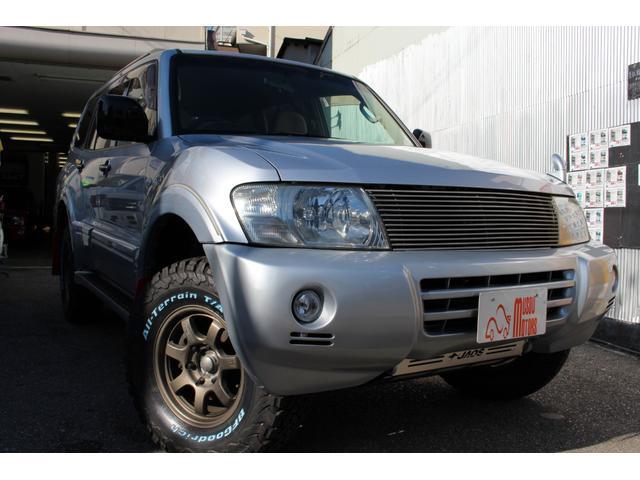 「三菱」「パジェロ」「SUV・クロカン」「兵庫県」の中古車32