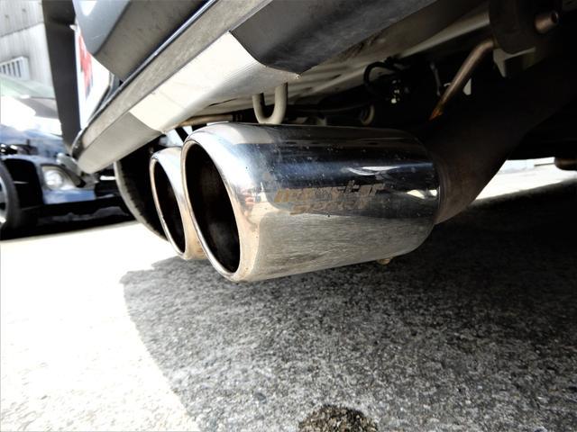 ベースグレード 5MT ワンオーナー 禁煙車 MonsterSport製 スポーツマフラー ローダウンスプリング フロアマット サイドバイザー スポーツペダル シフトノブ CUSCO パワーブレース前後 HDDナビ(10枚目)