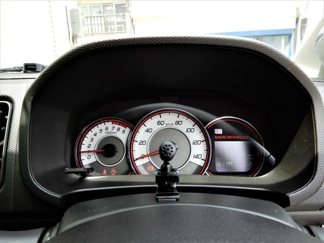 ベースグレード 5MT ワンオーナー 禁煙車 MonsterSport製 スポーツマフラー ローダウンスプリング フロアマット サイドバイザー スポーツペダル シフトノブ CUSCO パワーブレース前後 HDDナビ(24枚目)