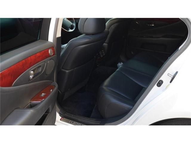 LS600h Iパッケージ 4WD サンルーフ レザーシート(4枚目)