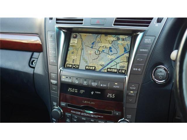 LS600h Iパッケージ 4WD サンルーフ レザーシート(8枚目)