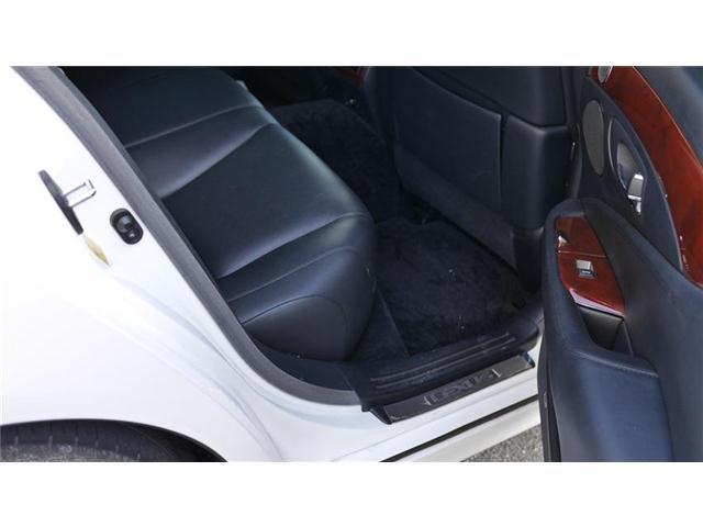 LS600h Iパッケージ 4WD サンルーフ レザーシート(13枚目)