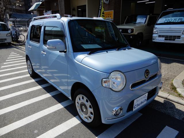 「ダイハツ」「ミラココア」「軽自動車」「大阪府」の中古車6