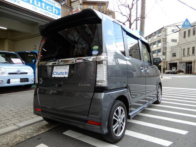 「ホンダ」「N-BOX+カスタム」「コンパクトカー」「大阪府」の中古車8