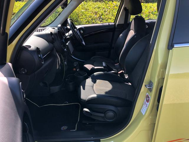 クーパーSD クロスオーバー サンライト 18インチ純正アルミホイール パドルシフト クローズコントロール 5ドア 5人乗り ナビ TV ETC CDプレイヤー 禁煙車(17枚目)