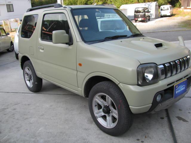 「スズキ」「ジムニー」「コンパクトカー」「兵庫県」の中古車5