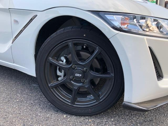 ホンダ S660 660台限定 MUGEN RA 赤革 6MT