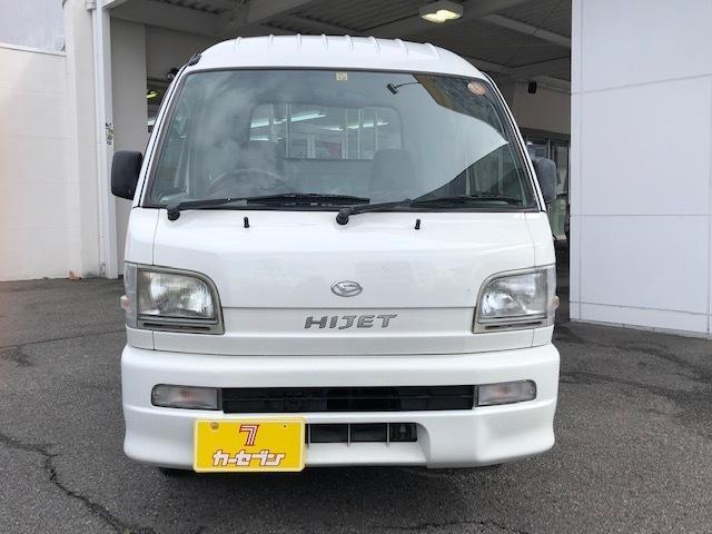 ジャンボ 4WD車・リア三方開・エアコン・純正ラバーマット(5枚目)