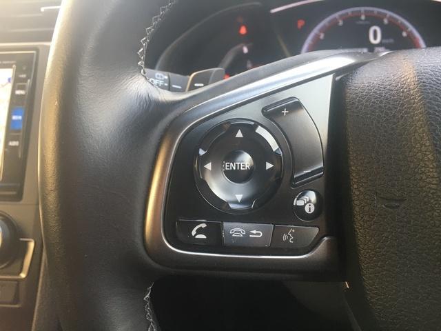 ハッチバック ホンダセンシング ・ワンオーナー車・純正ナビ・TV・バックカメラ・ホンダセンシング・黒革シート・シートヒーター・ミラーヒーター・LEDヘッドライト・パドルシフト・スマートキー(20枚目)